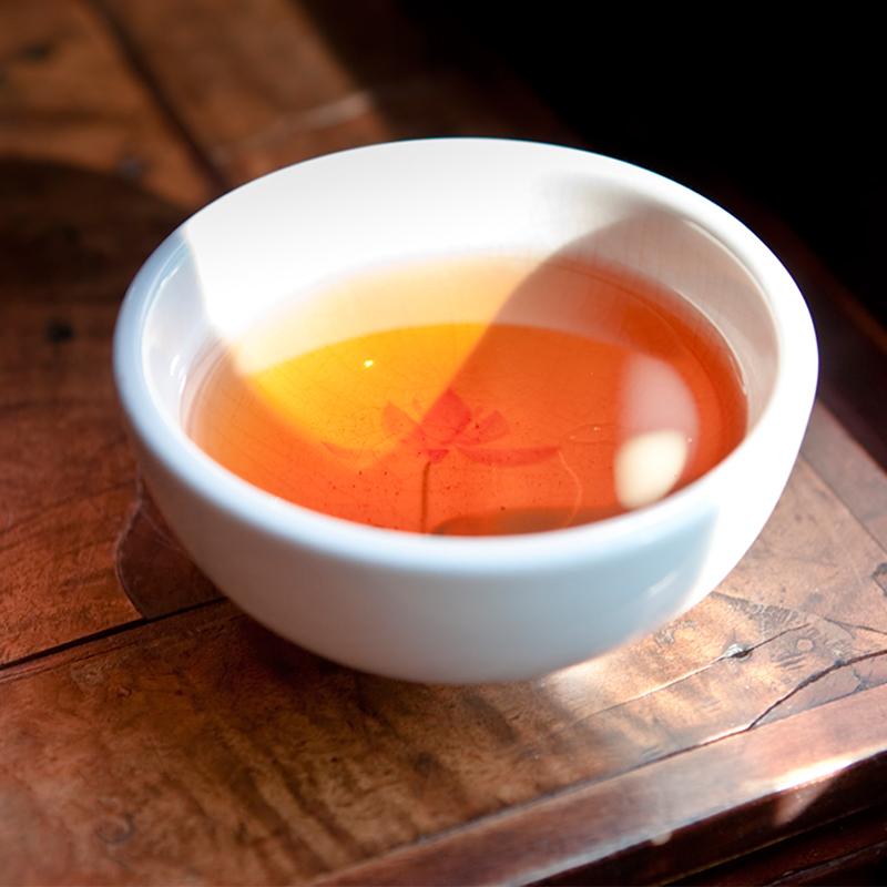 巴九灵茶田|大叶功夫有机红茶    简约礼盒