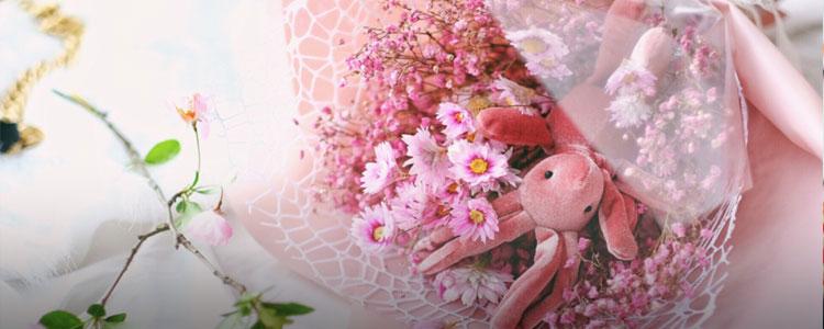 浪漫告白|送Ta一束永不凋谢的花