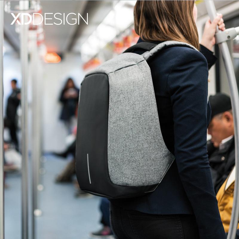荷兰XD Design品牌创意双肩包蒙马特城市安全防盗背包商务礼品赠