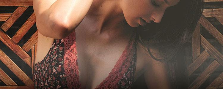 穿我的小胸内衣,让大胸羡慕去吧