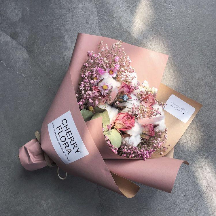 最爱是你,浪漫告白|送Ta一束永不凋谢的花