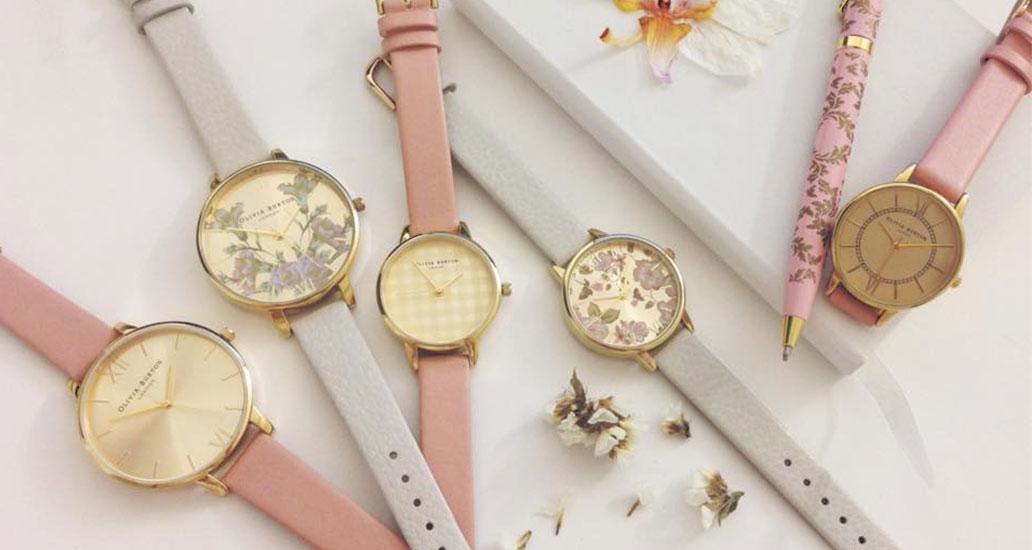 夏日腕间最佳拍档丨除了手链,大概不能少了一块手表!