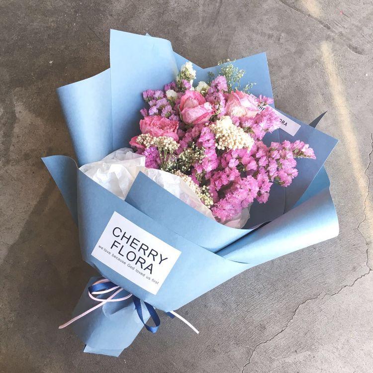 进口花材 chic,浪漫告白|送Ta一束永不凋谢的花