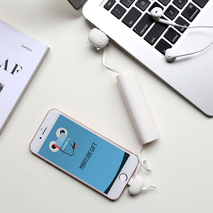 能量充电线 二合一,日常小惊喜,哄女友的创意礼物