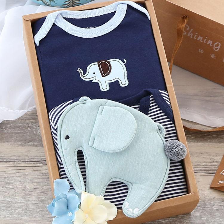 男宝宝,最安全、最实用的新生儿礼盒原来长这样