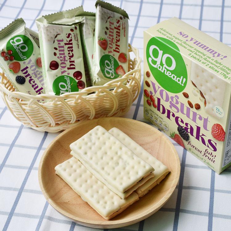 英国人最爱,这个饼干英国人一年能吃掉2亿盒!