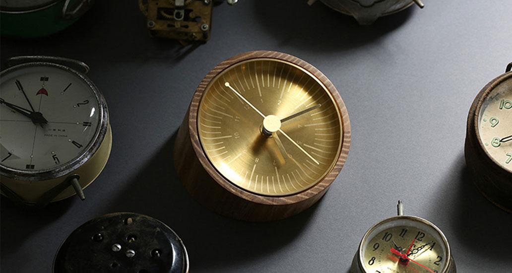 黄铜怀旧美学,记录时光的痕迹