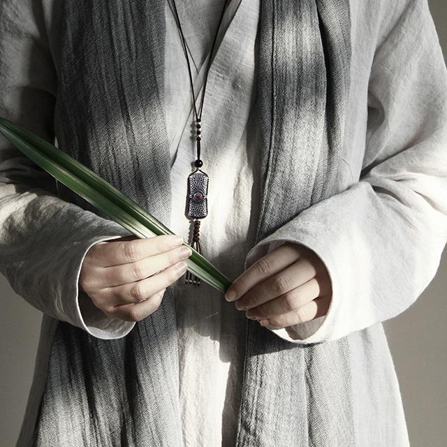 般若宝匣绳链挂件丨看见自己