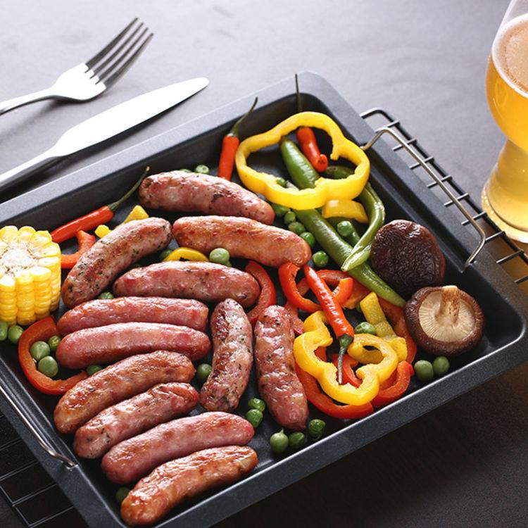 低油低脂 纯肉无防腐,5分钟就能烧烤,新年聚会靠它了!
