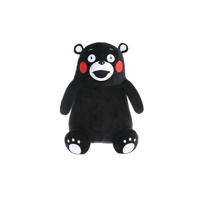 【傻萌小熊-坐姿】熊本熊毛绒公仔