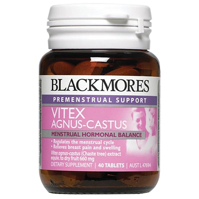 澳洲 Blackmores 圣洁莓 40粒