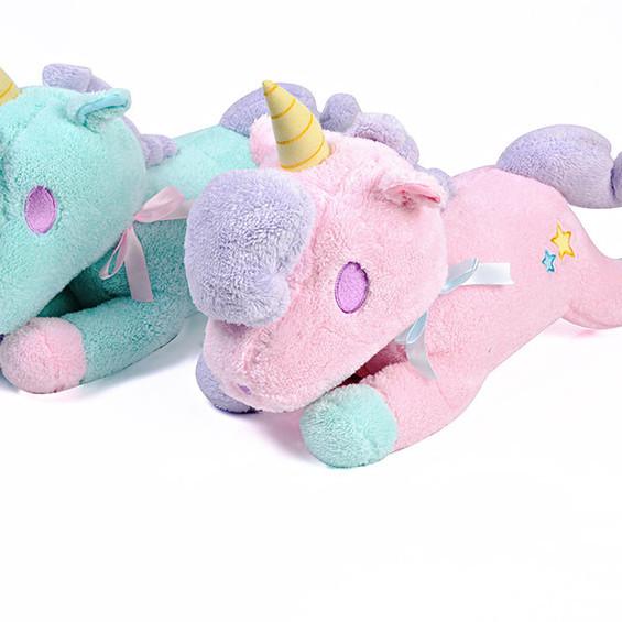 独角兽毛绒玩具