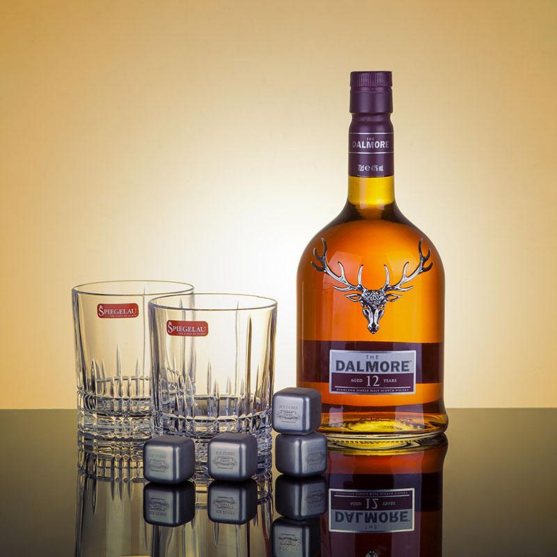 「 幸运鹿角 」威士忌礼盒