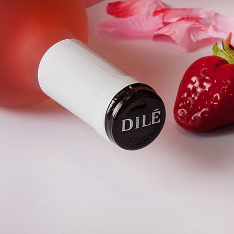 意大利DILE天使之手干型桃红葡萄酒750ml