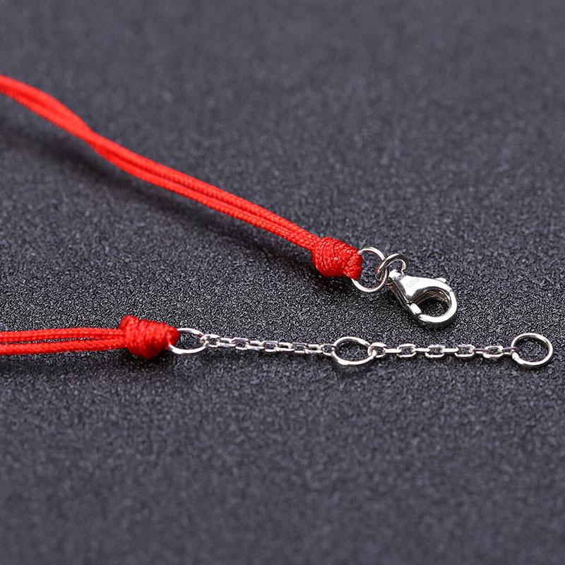 独家无限好运红绳手链