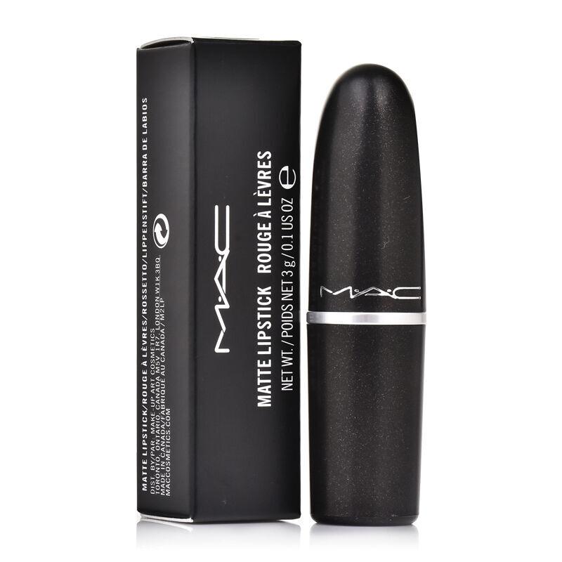 美国 MAC 魅可 口红时尚唇膏 3g(14款可选)