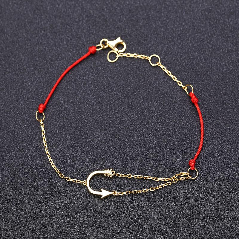 幸运之箭红绳手链
