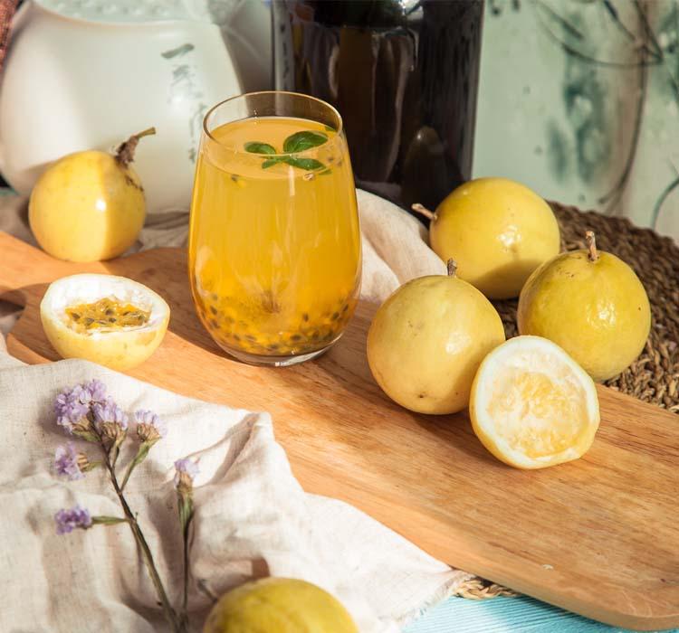 甜蜜蜜、萌萌哒、颜值和美味都在线的黄金百香果