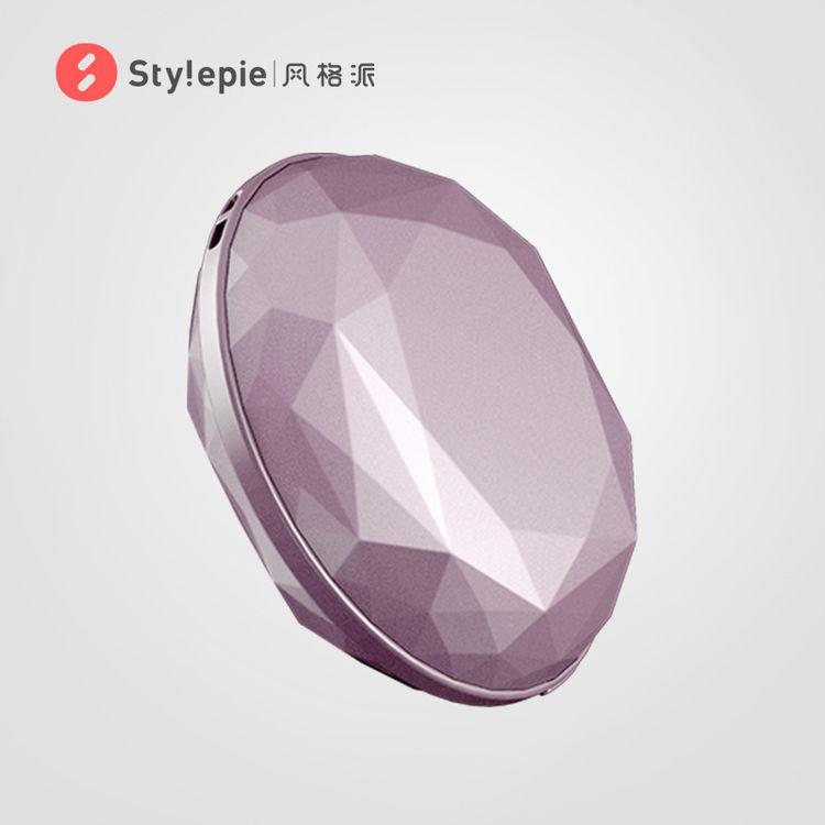 """品牌设计钻石外形,「暖手宝合辑」:""""降温了,为TA挑一款吧!"""""""