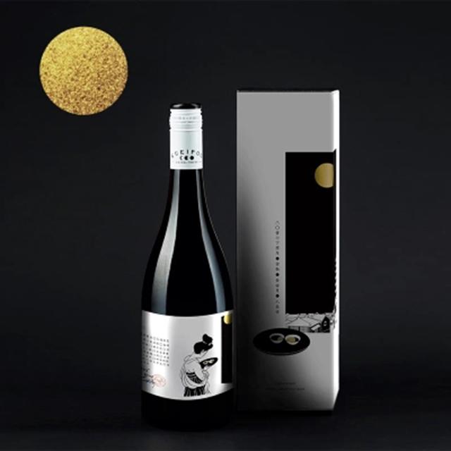 金秋版 桂魄桂花葡萄酒750ml 浓郁花香葡萄酒甜酒