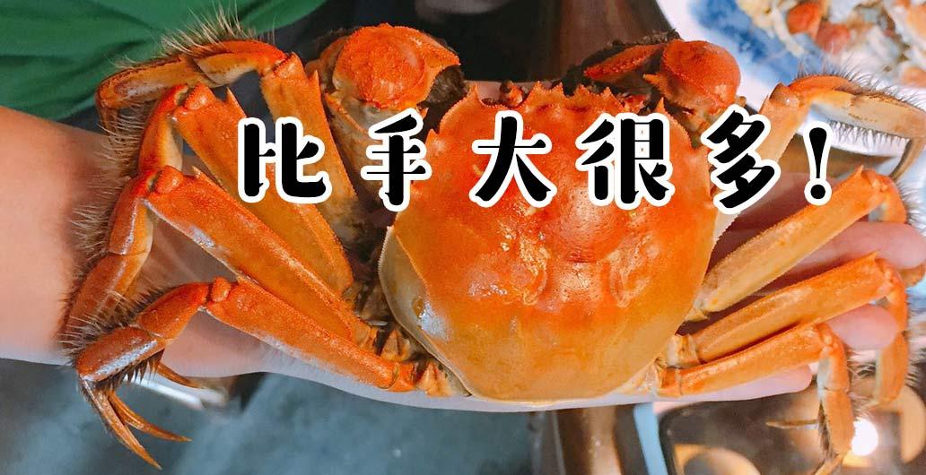 """极品:不是所有的大闸蟹都叫""""俞三男"""""""
