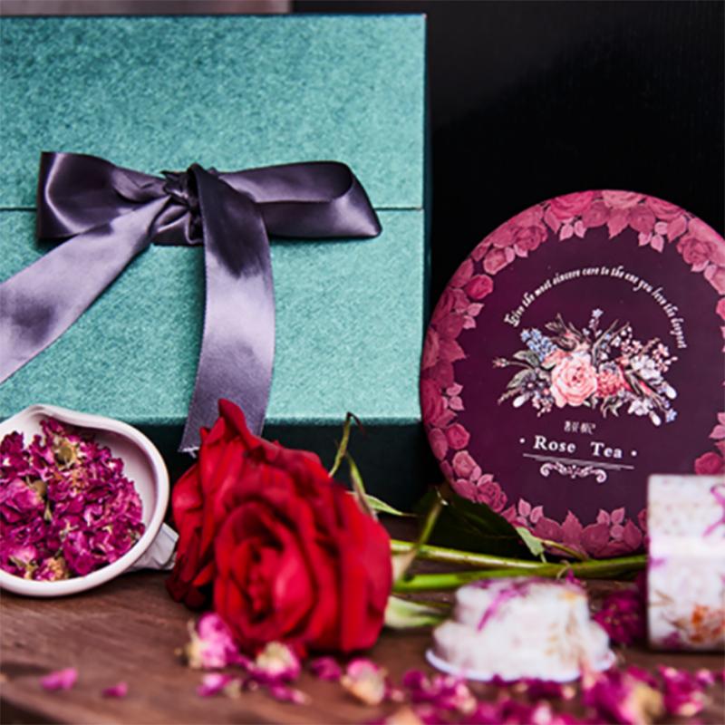 玫瑰花冠礼盒