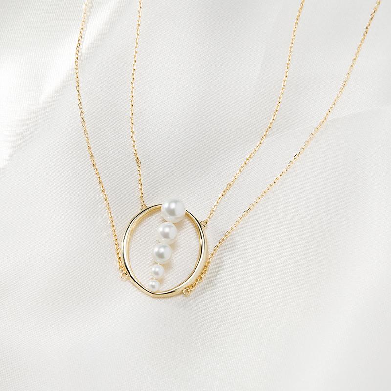 左心房Left Heart珍珠项链