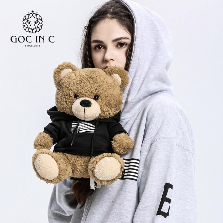 新品GOC IN C 潮牌联名暖手宝热水袋电暖宝防爆充电生日礼物APP控温