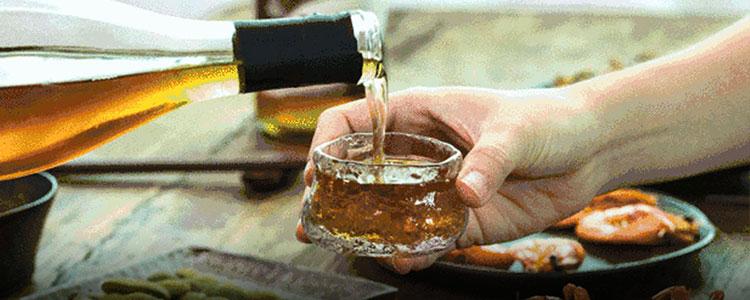 配蟹:最好喝的黄酒,一年只产6000瓶