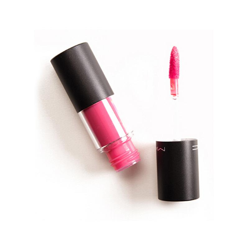 MAC/魅可棒棒糖唇釉 定制糖果玻璃唇釉8.5ML保湿清新水润