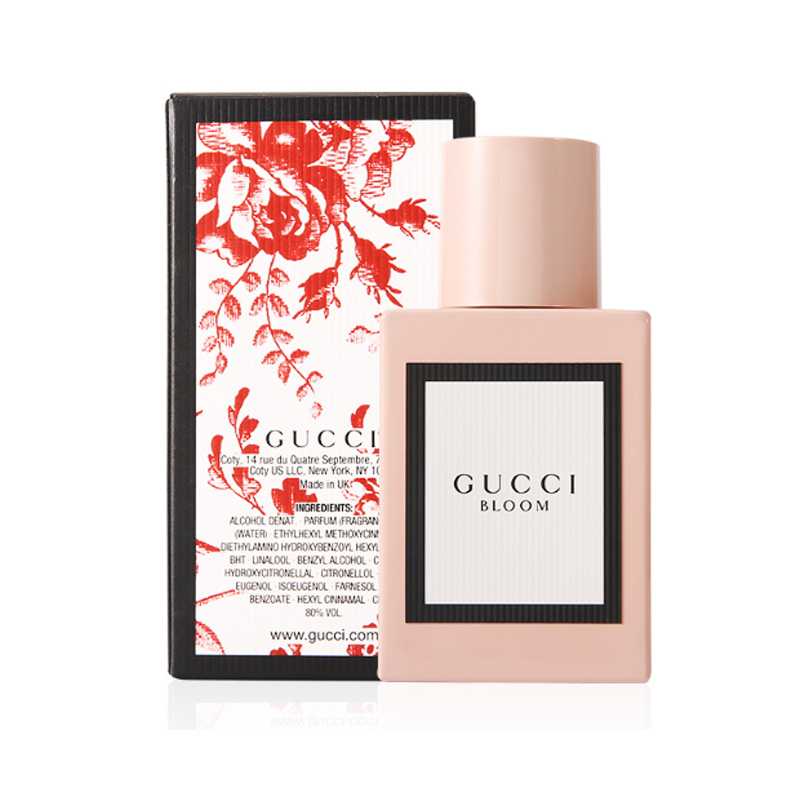 Gucci古奇17年新款繁花盛宴香水EDP花木混合浓香EDP