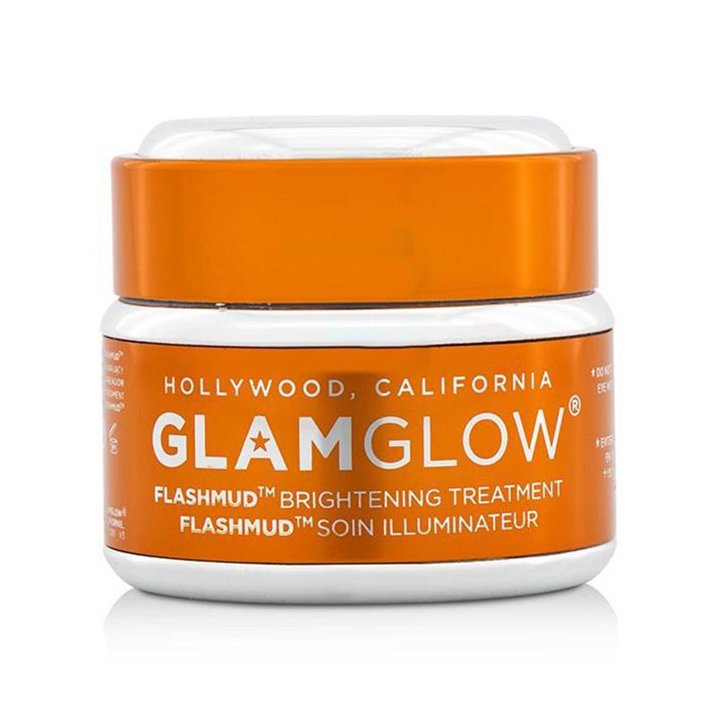 GLAMGLOW格莱魅 发光面膜橙色罐 美白亮肤面膜50g