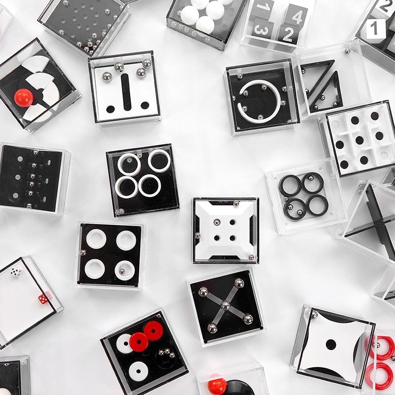 玩意生活 减压平衡玩具解压游戏盒无聊游戏 德国制造 多款式随机