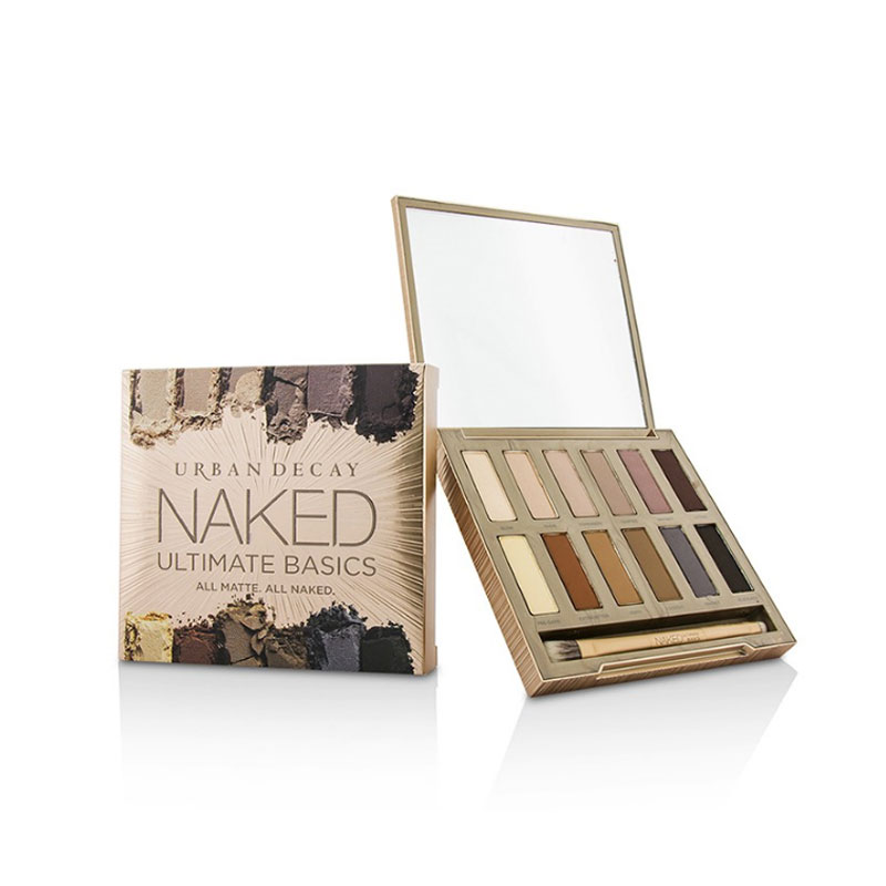 URBAN DECAY 衰败城市 新款NAKED ULTIMATE12色眼影盘
