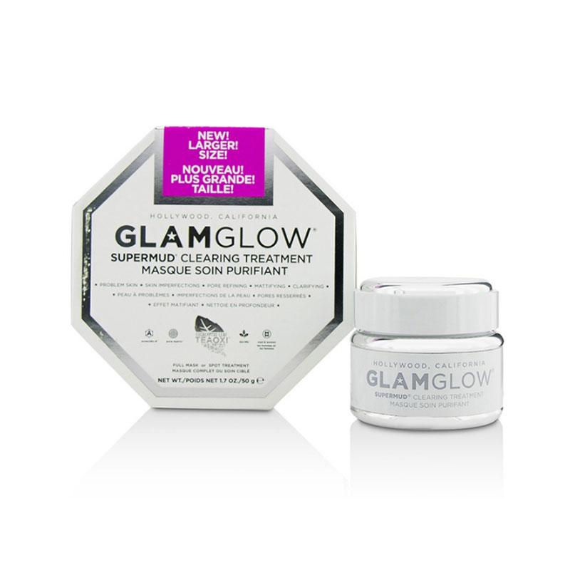 GLAMGLOW 加强版 格莱魅火山泥白泥发光面膜