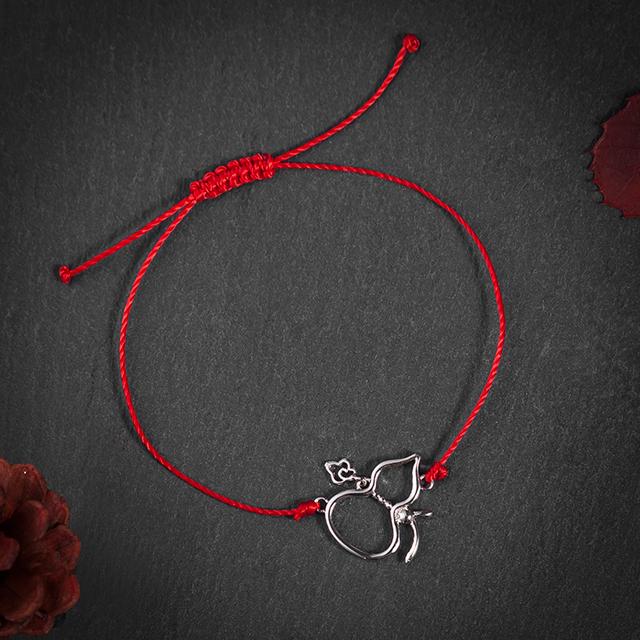 福禄•守护红绳