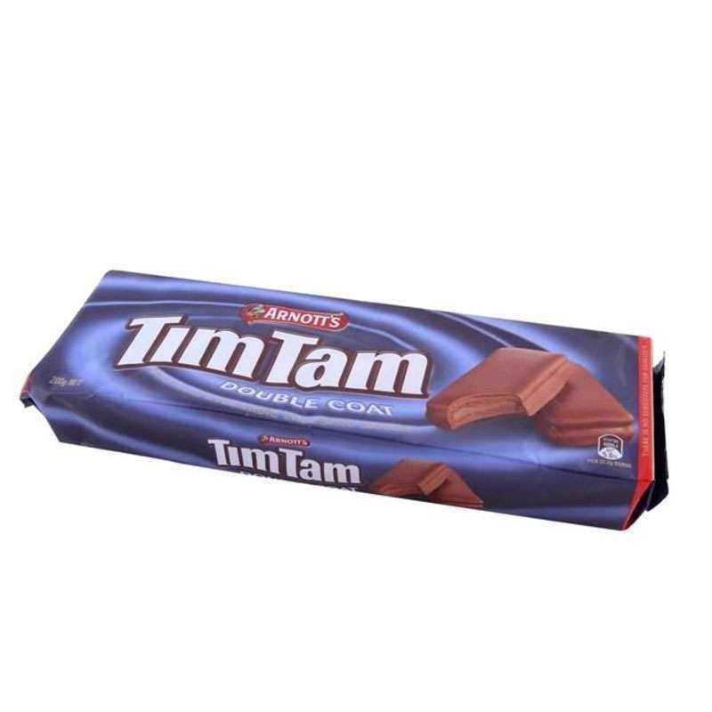 澳洲TimTam巧克力夹心饼干5包组合(5种口味各一)
