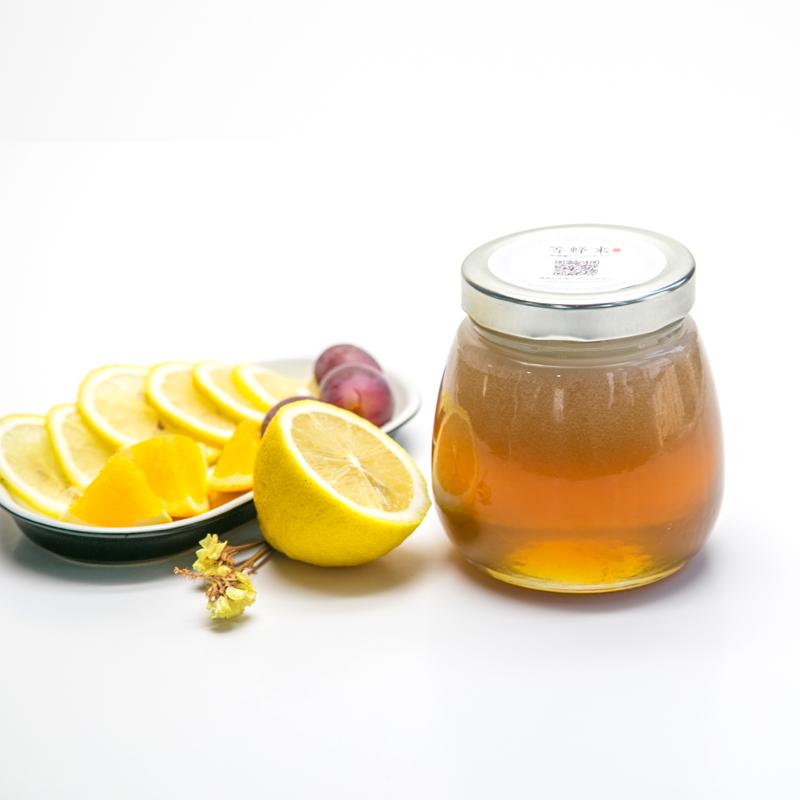 等蜂来 枇杷蜂蜜  618g礼盒装 来自四川长寿之乡滋补好蜜 0添加纯蜂蜜