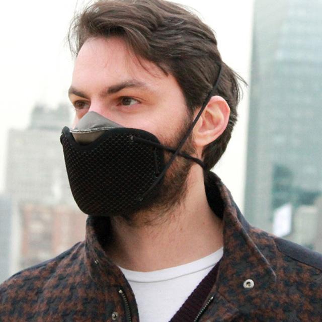 意大利Banale时尚双层防雾霾口罩