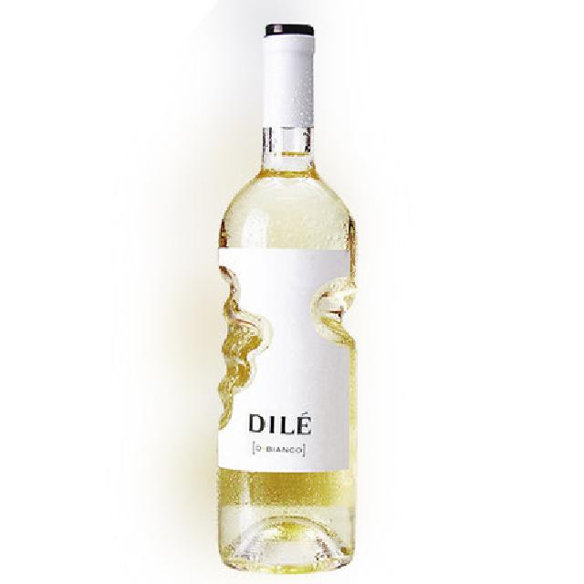 意大利DILE天使之手莫斯卡托甜白葡萄酒750ml 正品行货