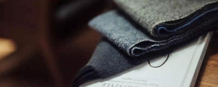 男人需要怎样的围巾?