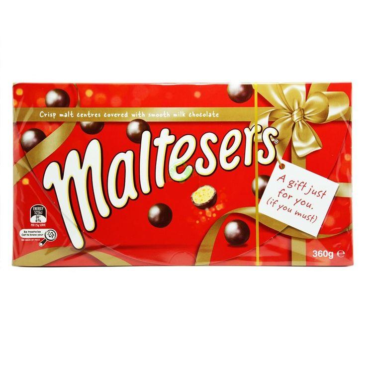 真正好吃的麦丽素,10款「创意巧克力」专治无趣,圣诞备礼就靠这篇了!