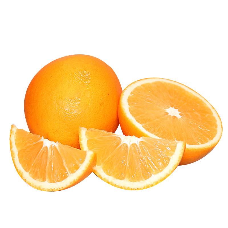 【橙王哥】原产地直供赣南脐橙10斤装只选6年以上成年果树 新鲜有营养 自然熟不打蜡