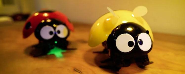 圣诞玩具①:这个智能机器人,比遥控车好玩100倍!!