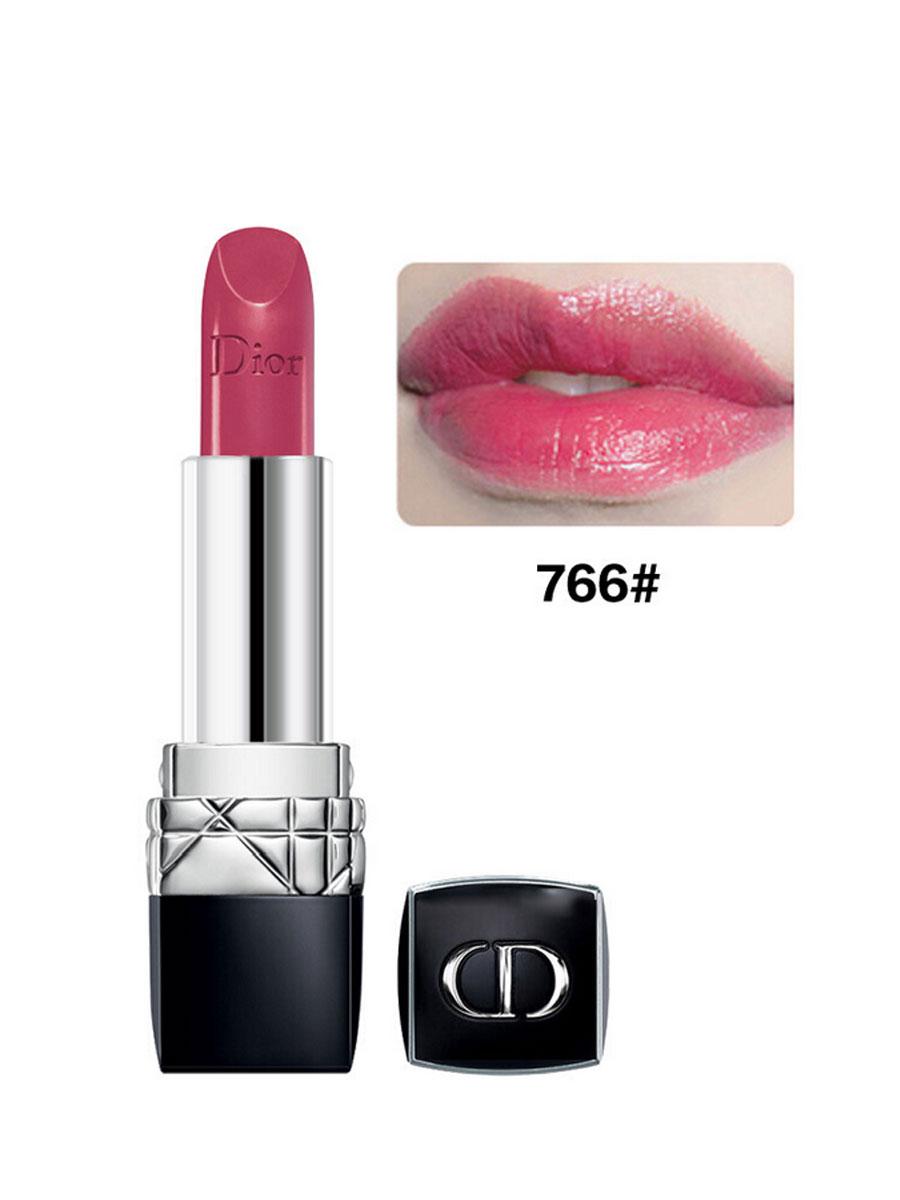 迪奥(Dior) 新烈艳蓝金唇膏CD新款亚光丝绒 烈焰口红3.5g
