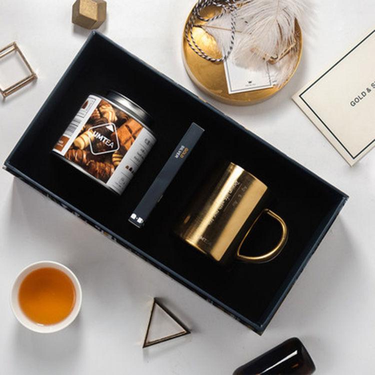 大罐茶+金色马克杯,七夕快到了,送给男票的礼物怎么挑?