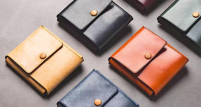 这个钱包,会变魔法!超酷的生日节日礼物