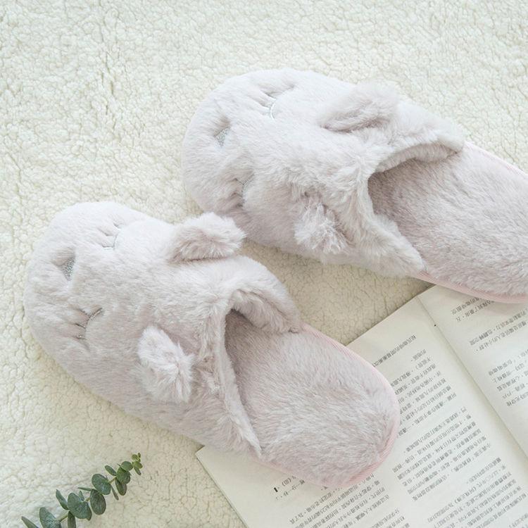 仿兔毛呆呆熊拖鞋,这些偷偷放在身边,治理仙女们的日常小确丧
