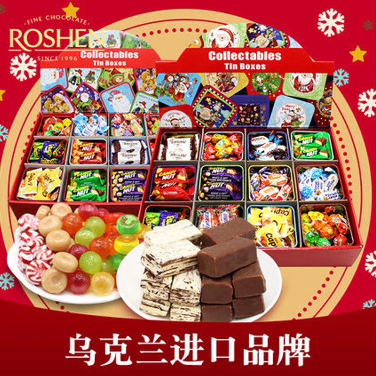汇集12个款式铁盒,关于味蕾的圣诞限定,这些一定要吃!