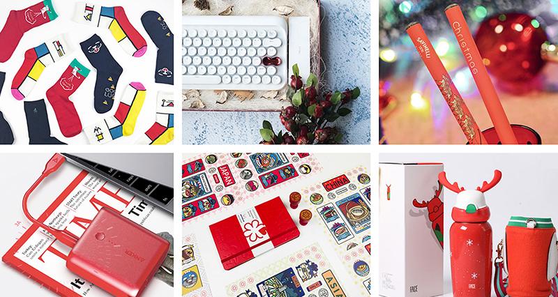 红红绿绿又一年,圣诞创意礼物推荐